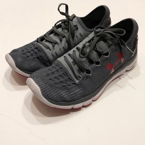 Under Armor Charged Shoes